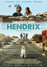Smuggling Hendrix - Nicht ohne meinen Hund - Poster