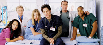 Scrubs hat es in die  Top 7 der besten Krankenhausserien geschafft