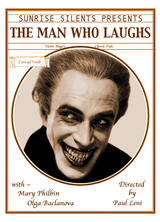 Der Mann, der lacht - Poster