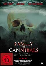 Family of Cannibals - Das Töten liegt ihnen im Blut - Poster
