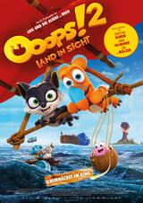 Ooops! 2 - Land in Sicht - Poster