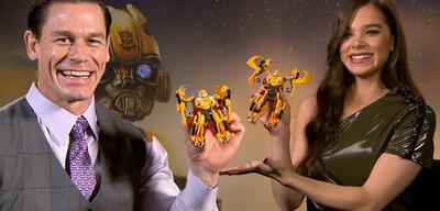 Bumblebee - Das Interview zum Film