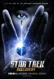 Star Trek: Discovery - Poster