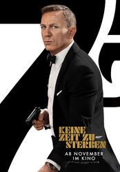 James Bond 007 - Keine Zeit zu sterben Poster