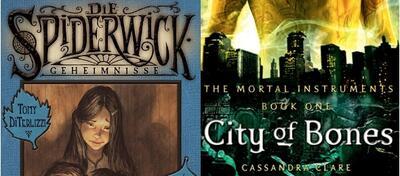 Die Spiderwick Geheimnisse über die Mortal Instruments?