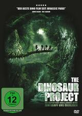 The Dinosaur Project - Poster
