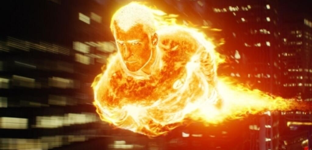 Fantastic Four aus dem Jahr 2005