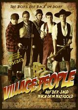 Village People 2 - Auf der Jagd nach dem Nazigold - Poster