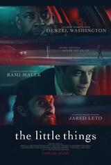 The Little Things - Poster