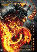 Ghost Rider 2: Spirit of Vengeance Poster