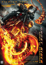 Ghost Rider 2: Spirit of Vengeance - Poster