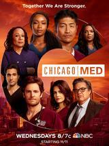 Chicago Med - Staffel 6 - Poster