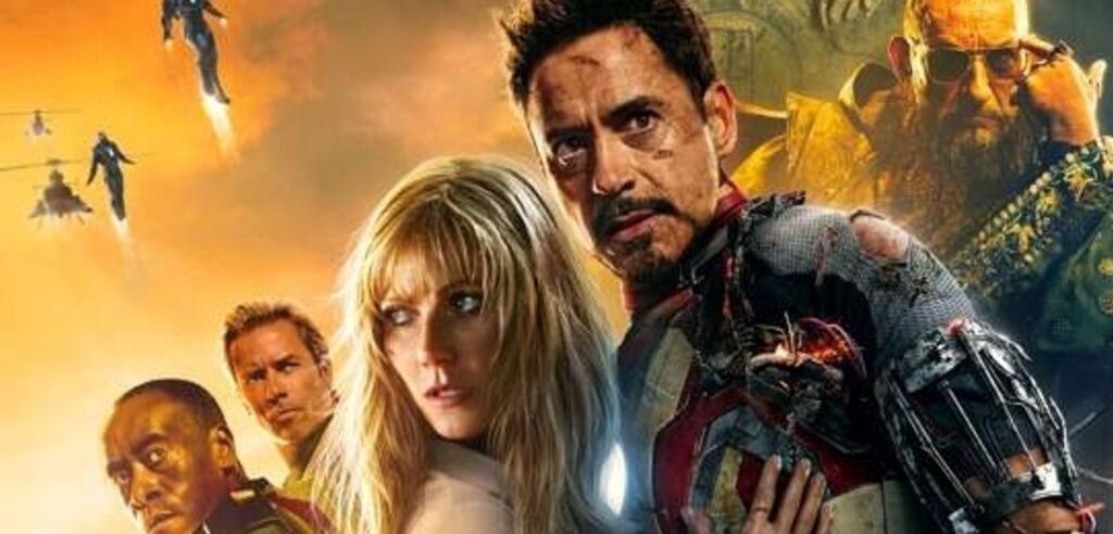 I. Am. Iron. Man.