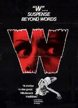 Wahnsinn - 'W' - Poster