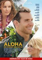 Aloha - Die Chance auf Glück - Poster