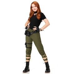 Sadie Stanley als Kim Possible