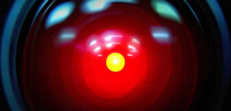 Bleibt nur zu hoffen, dass der geplante Neuzugang im Hause Zuckerberg nicht so aufmupft wie HAL-9000.