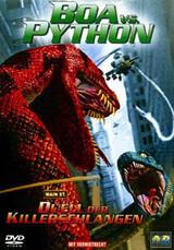 Boa vs. Python - Duell der Killerschlangen - Poster
