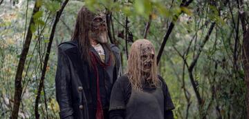 Beta und Alpha in The Walking Dead