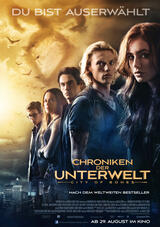 Chroniken der Unterwelt - City of Bones - Poster