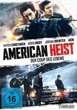 American Heist - Der Coup des Lebens - Poster