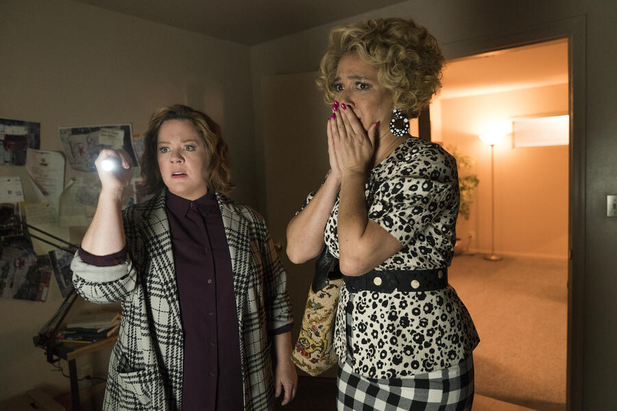 The Happytime Murders mit Melissa McCarthy und Maya Rudolph