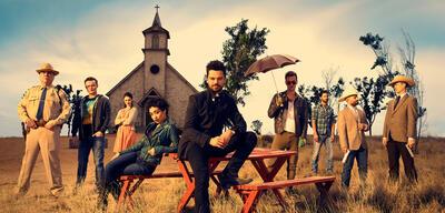 Der Main Cast von Preacher