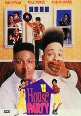 House Party - Poster