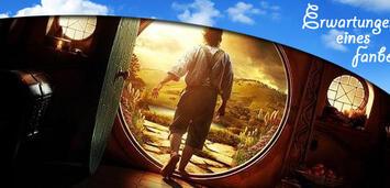 Bild zu:  Der Hobbit – Eine unerwartete Reise