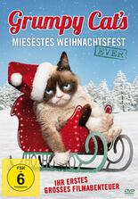 Grumpy Cats miesestes Weihnachtsfest Ever