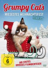 Grumpy Cats miesestes Weihnachtsfest Ever - Poster