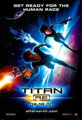 Titan A.E. - Poster