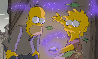 Die Simpsons - Staffel 29, Die Simpsons - Bild 1
