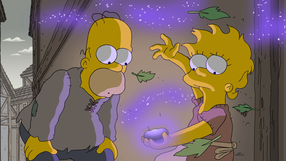 Die Simpsons - Staffel 29