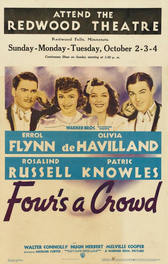 Liebe zu viert | Film 1938 | Moviepilot.de