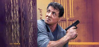 Escape Plan mit Sylvester Stallone