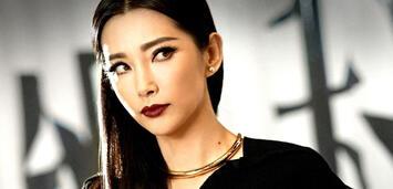 Bild zu:  Li Bingbing auf dem chinesischen Poster zu Transformers 4