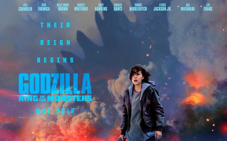 Godzilla 2: King of the Monsters mit Millie Bobby Brown