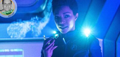 Burnham macht eine Entdeckung in Star Trek: Discovery