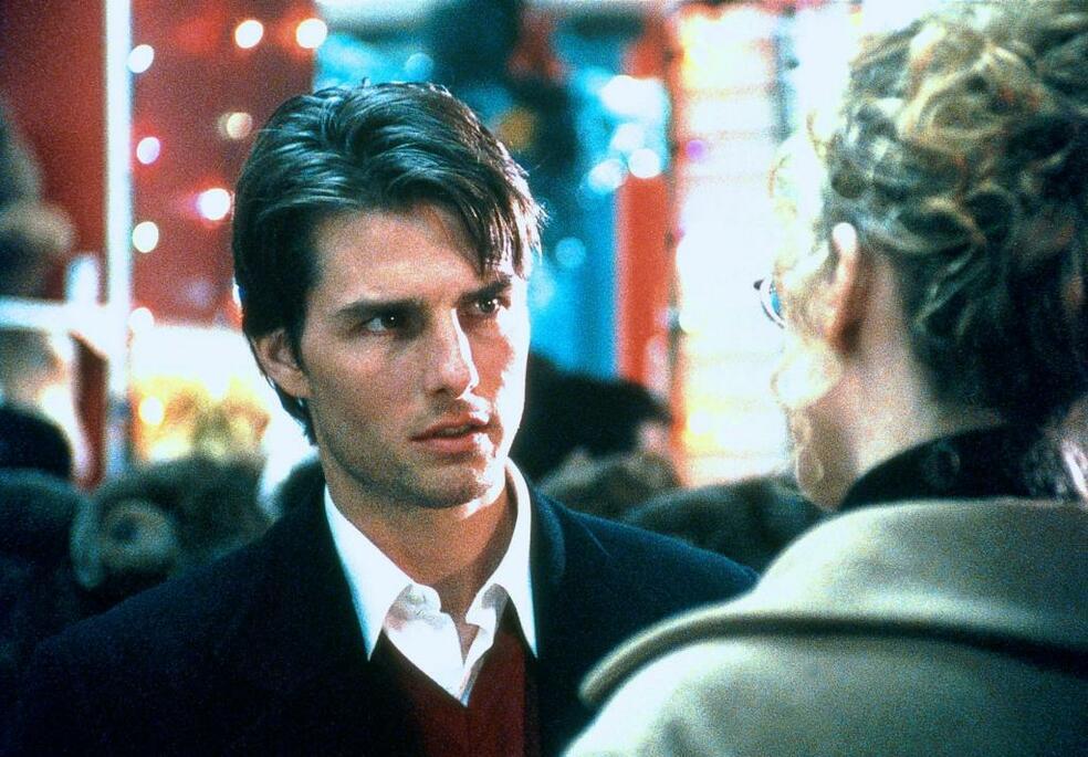 Eyes Wide Shut mit Tom Cruise