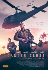 Danger Close: The Battle of Long Tan - Poster