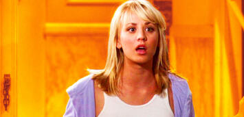 Bild zu:  Kaley Cuoco als Penny in The Big Bang Theory