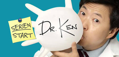 Ken Jeong in Dr. Ken, Staffel 2