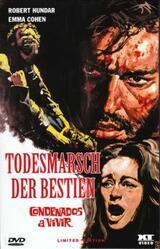 Todesmarsch der Bestien - Poster