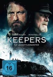Keepers - Die Leuchtturmwärter Poster