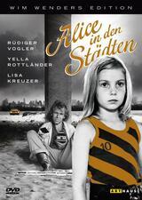 Alice in den Städten - Poster