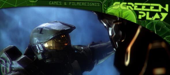 "Master Chief im Halo 4-Trailer ""Scanned"""
