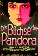 Die Büchse der Pandora Poster