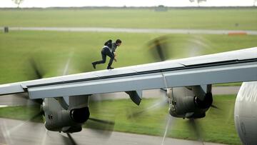 Unglaublich: Der echte Tom Cruise kapert ein Flugzeug