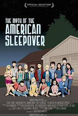 The Myth of the American Sleepover - Poster